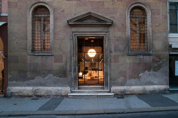 Inaugurazione Boffi De Padova Studio Vicenza